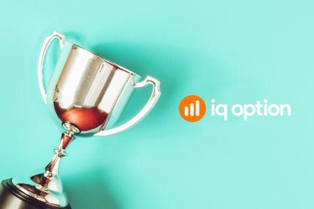 بطولات تداول IQ Option - كيف يمكنني الحصول على جائزة في البطولة؟