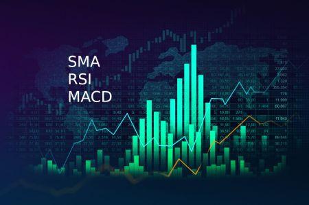 كيفية توصيل SMA و RSI و MACD لاستراتيجية تداول ناجحة في IQ Option