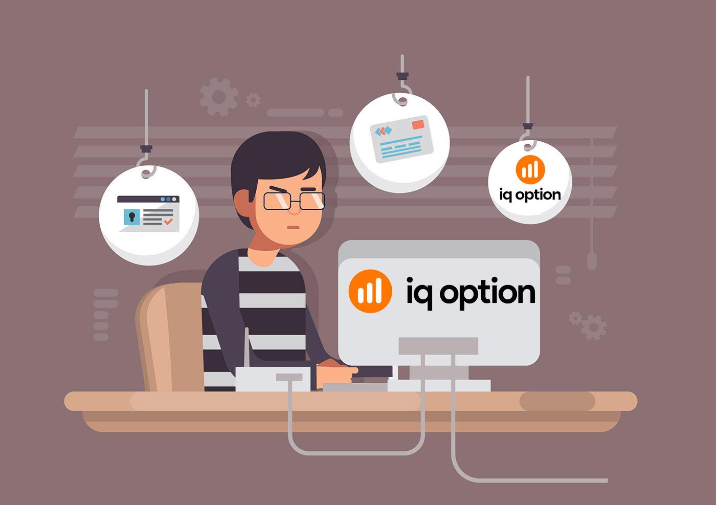 كيفية فتح حساب وتسجيل الدخول إلى IQ Option