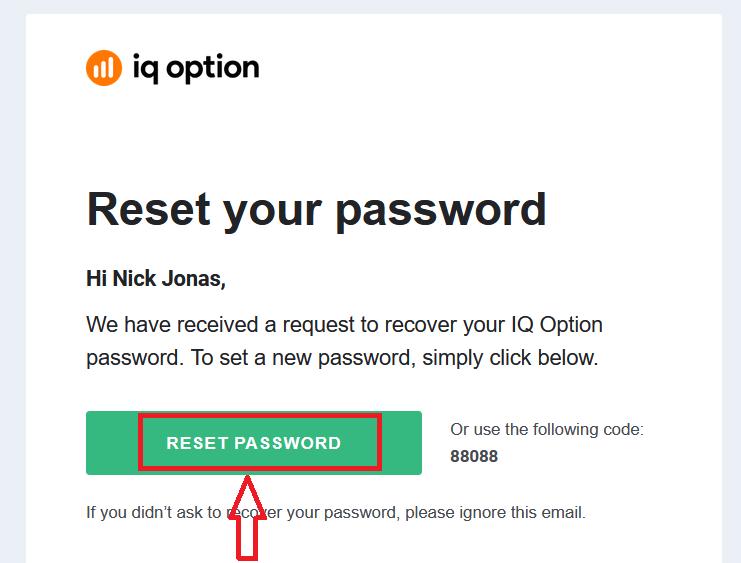 كيفية التسجيل وحساب تسجيل الدخول في IQ Option